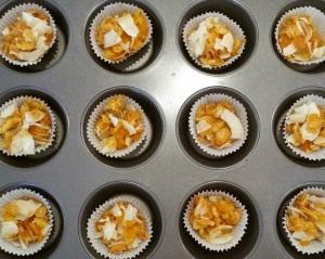 Apricot-Coconut Honey Joys