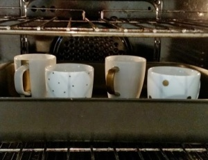 Coffee Mugs Baking
