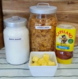 Honey Joy Ingredients