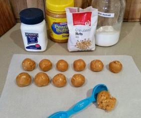 SCPB Cookies Balls