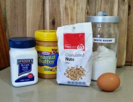 SCPB Cookies Ingredients